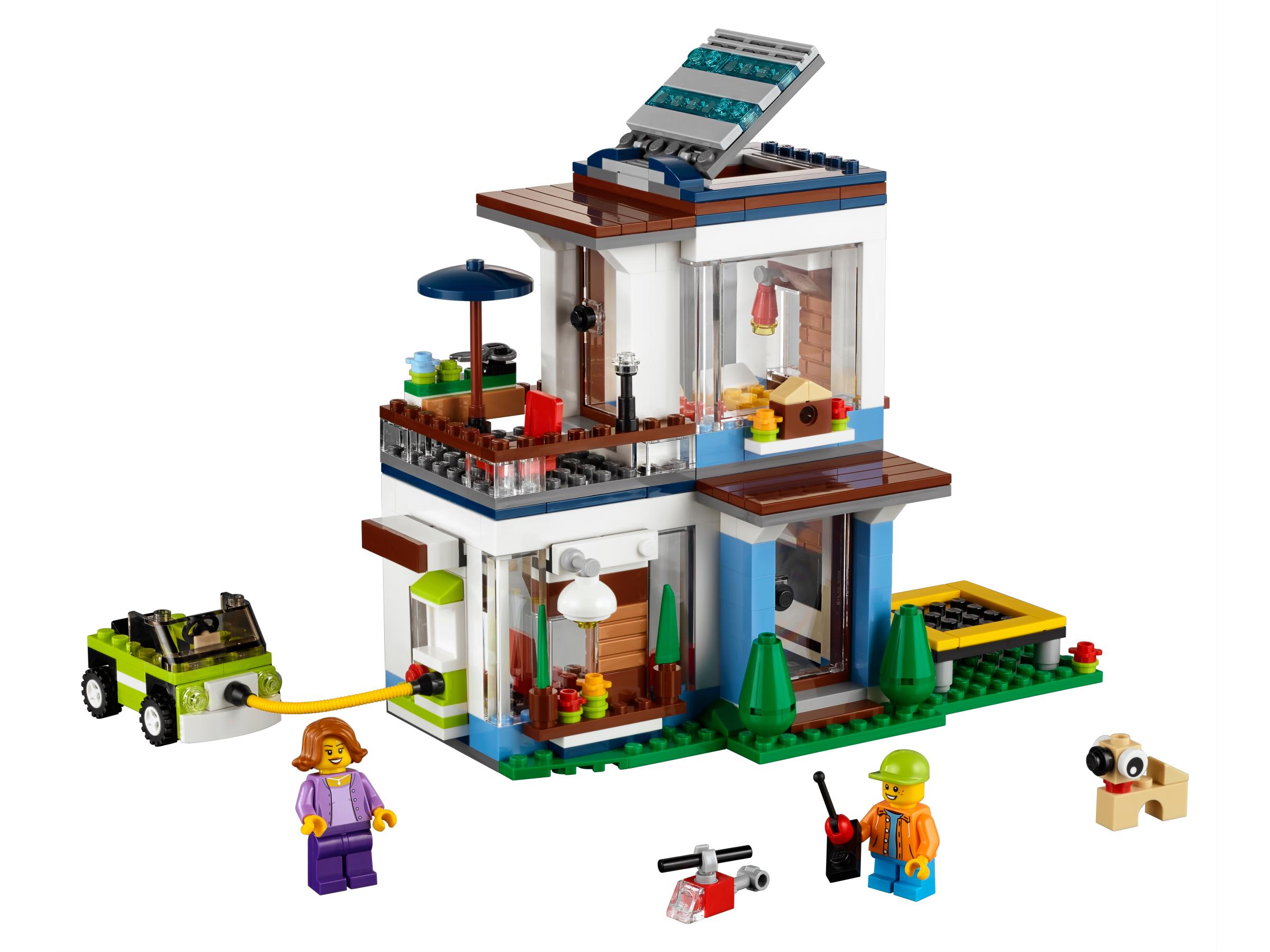 Lego  Creator Modern House 31068