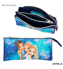 Top Model - Pencil Case - Aqua Blue (0410759)