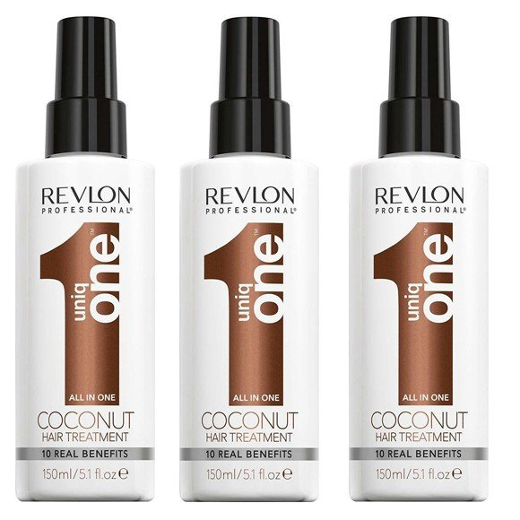 Uniq One - 3x Coconut All in One Hair Treatment 150 ml