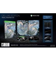 Final Fantasy XV (15) - Deluxe Edition
