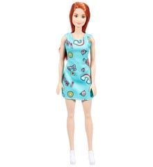 Barbie - Basic Doll - Mint Dress (FJF18)