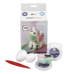 DIY Kit - Funny Friends - Unicorn - Baby Bibi (100750)