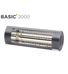 Solamagic - 2000 BASIC+ Patio Heater - Antracite