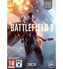 Battlefield 1 (Nordic) (Code via Email)