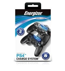 Playstation 4 Energizer 2X Charging System