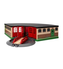 BRIO World - Stor Remise  (33736)