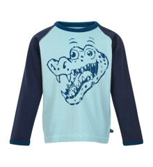 MINYMO - T-Shirt LS w. Crocodile