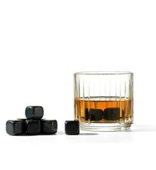 Nuance - Whisky Stone 9 pcs - Black (462245)
