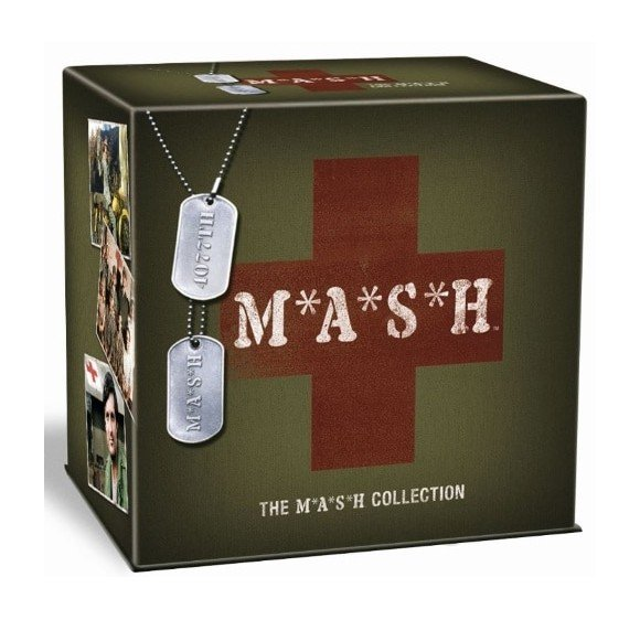 M*A*S*H: Complete Series 1-11 + The Movie (35 disc) - DVD