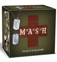 M.A.S.H. - Den Komplette Samling 1-11 + Filmen (35 disc) - DVD