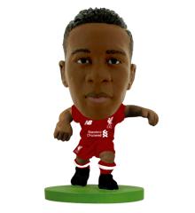 Soccerstarz - Liverpool Nathaniel Clyne - Home Kit (2020 version)