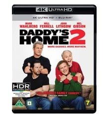 Daddy's Home 2 (4K Blu-Ray)