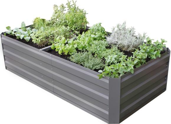 Gardenlife - Easy Højbed  90 x 180 cm - Stor