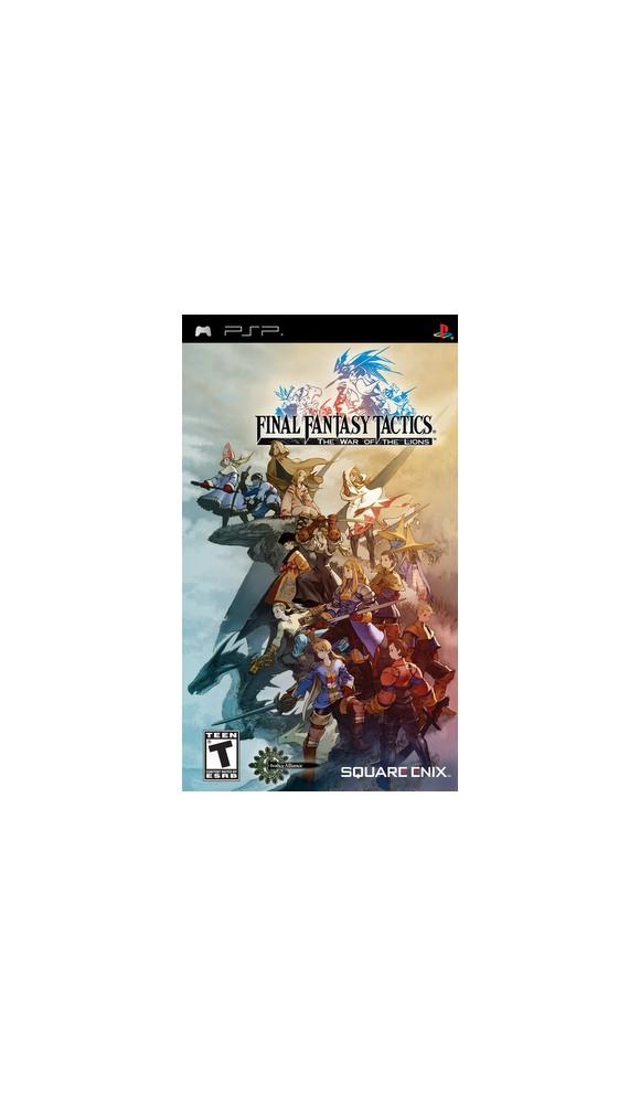 Final Fantasy Tactics The War of the Lions (Essentials)