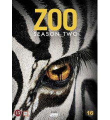 Zoo: Season 2 (4-disc) - DVD