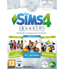The Sims 4 - Bundle Pack 3 (NO)