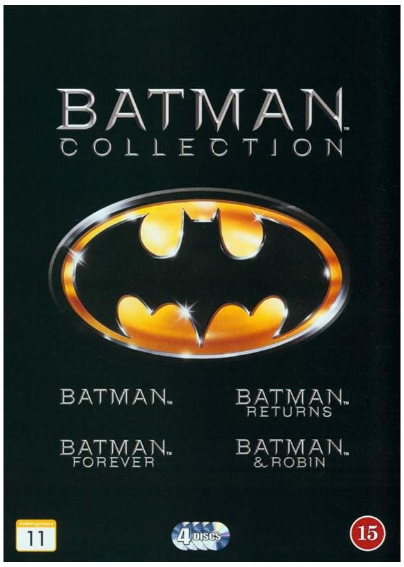 Batman Collection - DVD