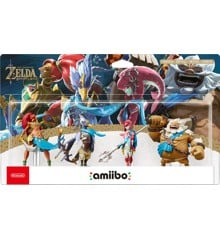 Nintendo Amiibo Champions Pack (Breath of the Wild)
