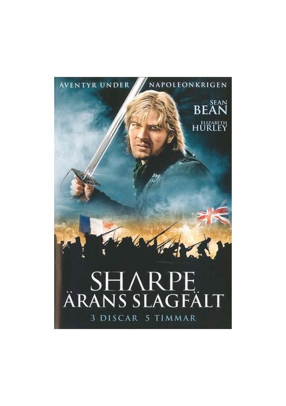 Sharp - ærens mark
