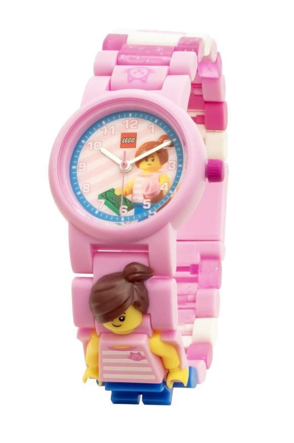 LEGO - Armbåndsur - Klassisk Pink
