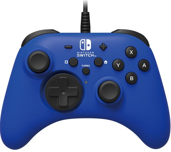 Nintendo Switch Hori Pad (Blue)