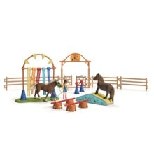 Schleich - Pony Agility Training (42481)