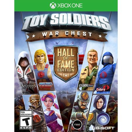 Toy Soldiers: War Chest - Hall of Fame Edition (#)