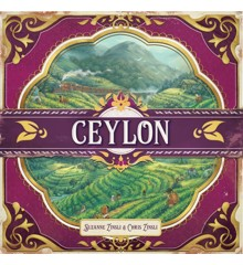 Ceylon - Boardgame (English) (LDNV21001)