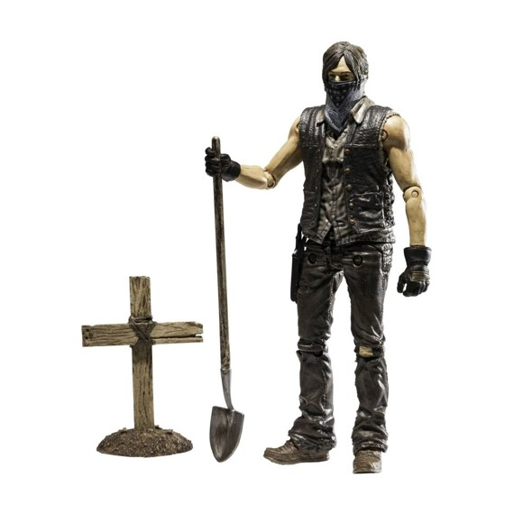 Walking Dead Tv Series 9 Grave Daryl Af Cs