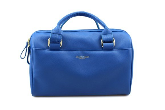 Gillian Jones - SPA Train Case incl. 3 Check-in Bags - Blue