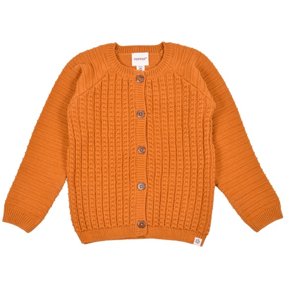 ​PAPFAR - Pattern Knit Cardigan