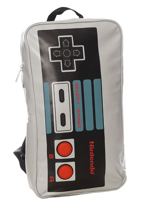 Nintendo - Big NES Controller Backpack