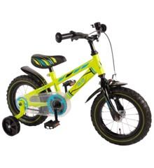 Volare - 12'' Børnecykel - Electric Green (3-4 år)