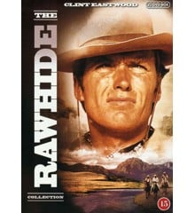 Rawhide - Complete Collection (22-disc) - DVD
