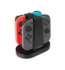 Kyzar Switch Quad Charging Station (Nintendo Switch)