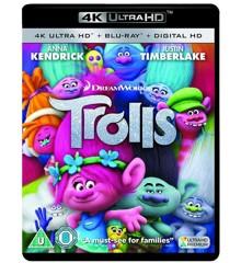 Trolls (4K Blu-Ray)