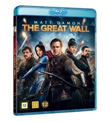 Great Wall, The (Blu-Ray)