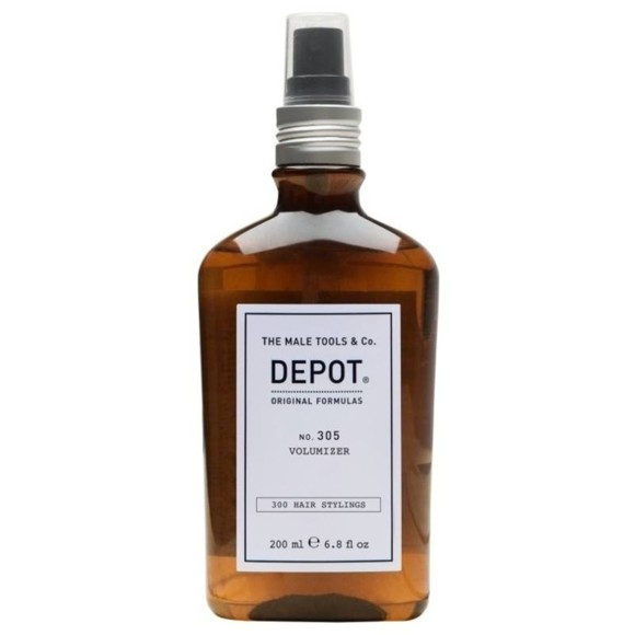 Depot - No. 305 Volumizer Spray 200 ml