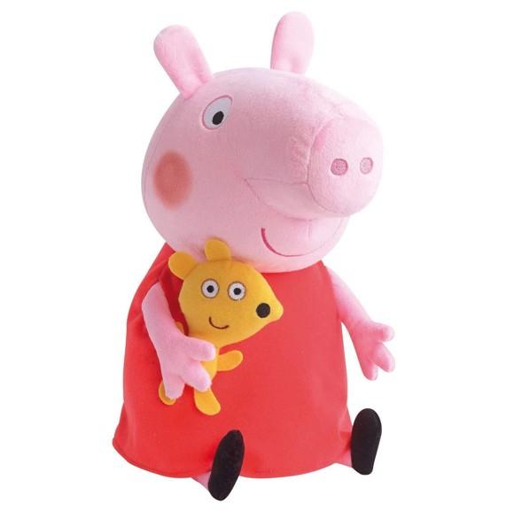 Peppa Pig - Peppa Pig plush, 37 cm (22818)