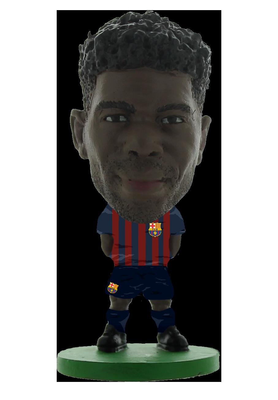 Soccerstarz - Barcelona Samuel Umtiti - Home Kit (2020 version)
