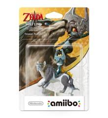 Nintendo Amiibo Figurine  Wolf-Link