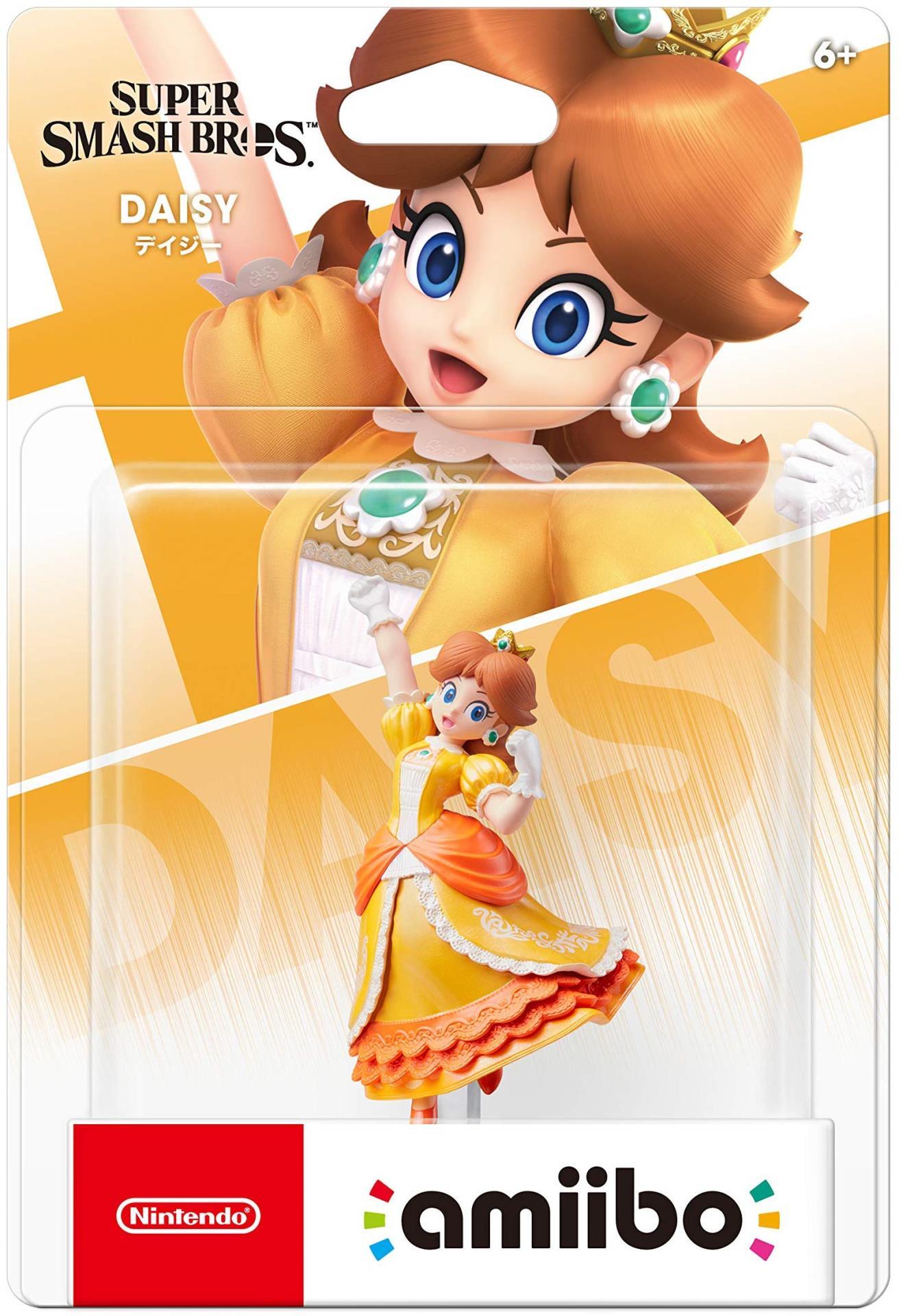 Amiibo Daisy (Super Smash)