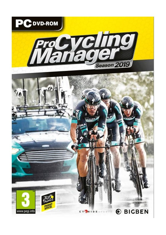 Pro Cycling Manager 2019 (Code via Email)