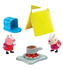 Peppa Pig - Peppa and Suzy Camping set (905-06496)