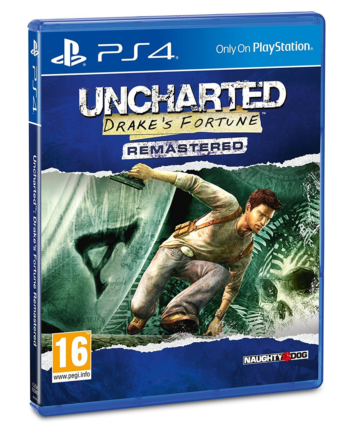 Uncharted: Drakes Fortune (Remastered)