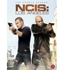 NCIS: Los Angeles - Season 4 - DVD