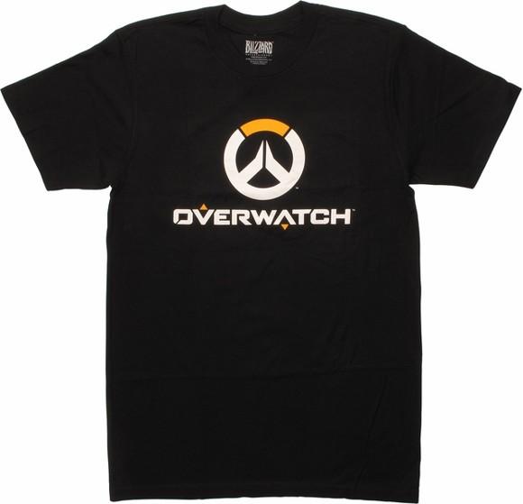 T-shirt Overwatch Classic Logo XL