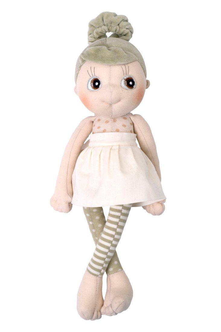 Rubens Barn - Bio-EcoBuds Puppe, Iris