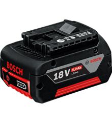 Bosch Professional - GBA 18V Battery - 5.0Ah