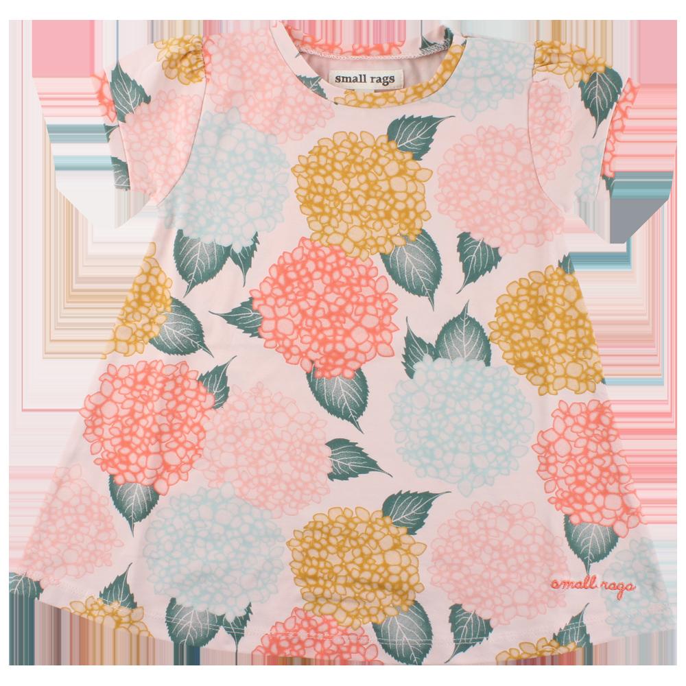 Small Rags - Dress Short Sleeved
